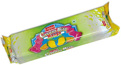 biscuit mixed fruit flavour